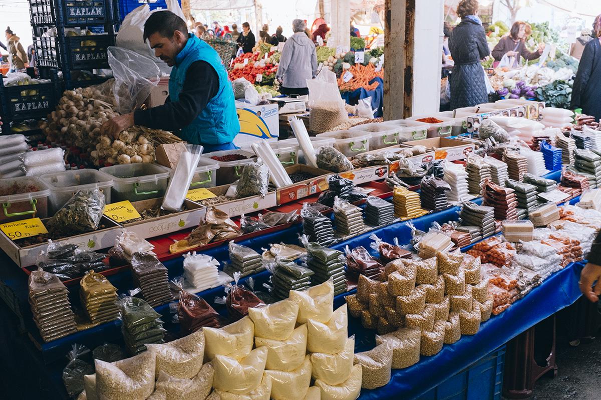 Street Market Smarts Beşiktaş Cumartesi Pazarı