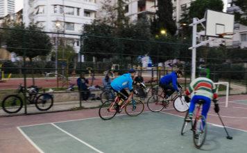 Istanbul Bike Polo
