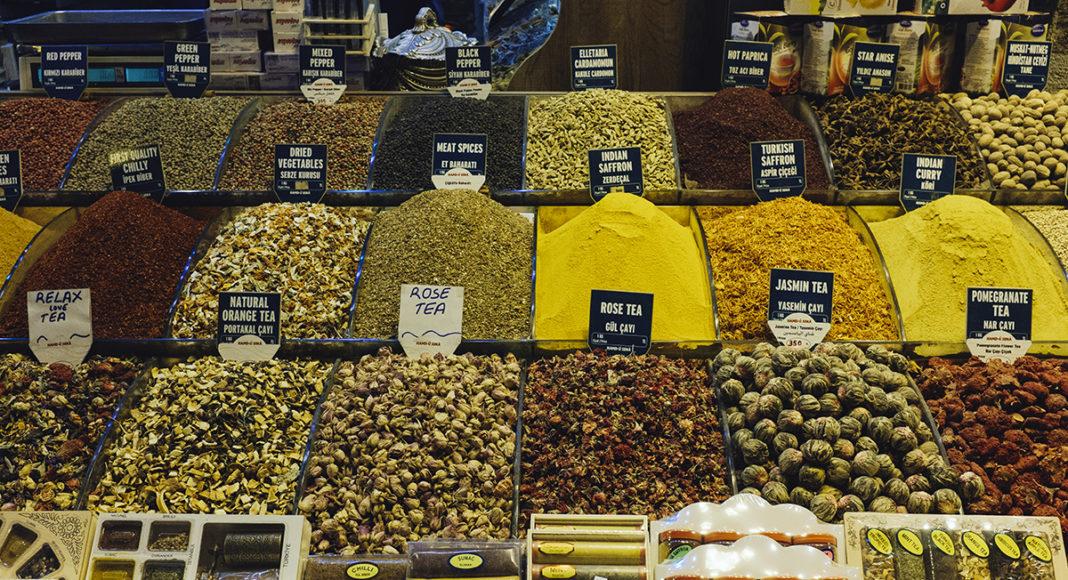 Street Market Smarts: Spice Bazaar