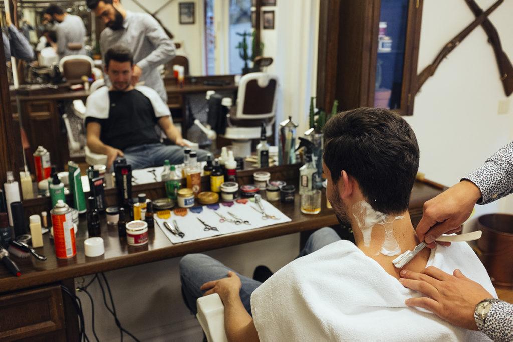 Frontier Barber 5