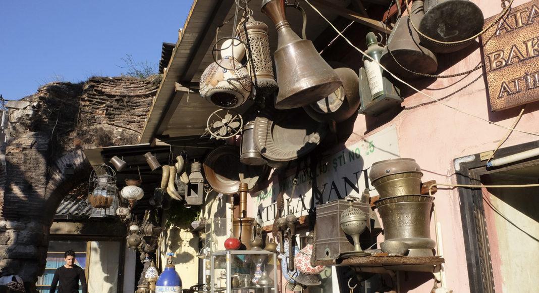 Street Market Smarts: Kapalıçar�ı (Grand Bazaar)