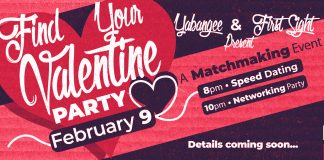 Find Your Valentine Party