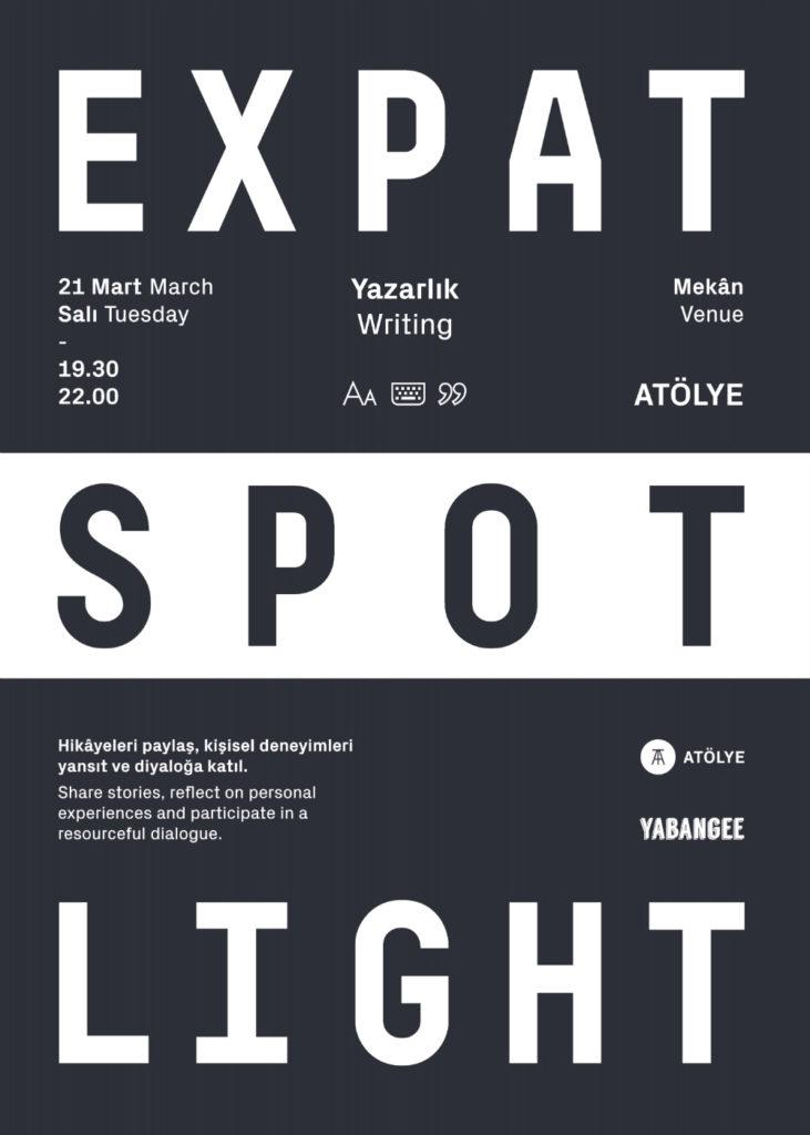 Expat Spotlight: Writing