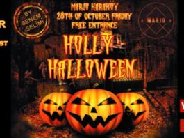 Holly Halloween