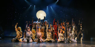 Broadway Kitties in Istanbul: Cats the Musical