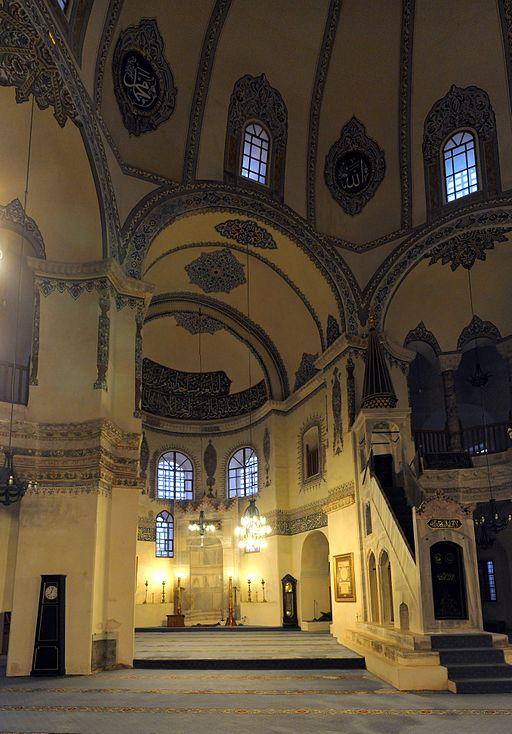 Inside Küçük Ayasofya