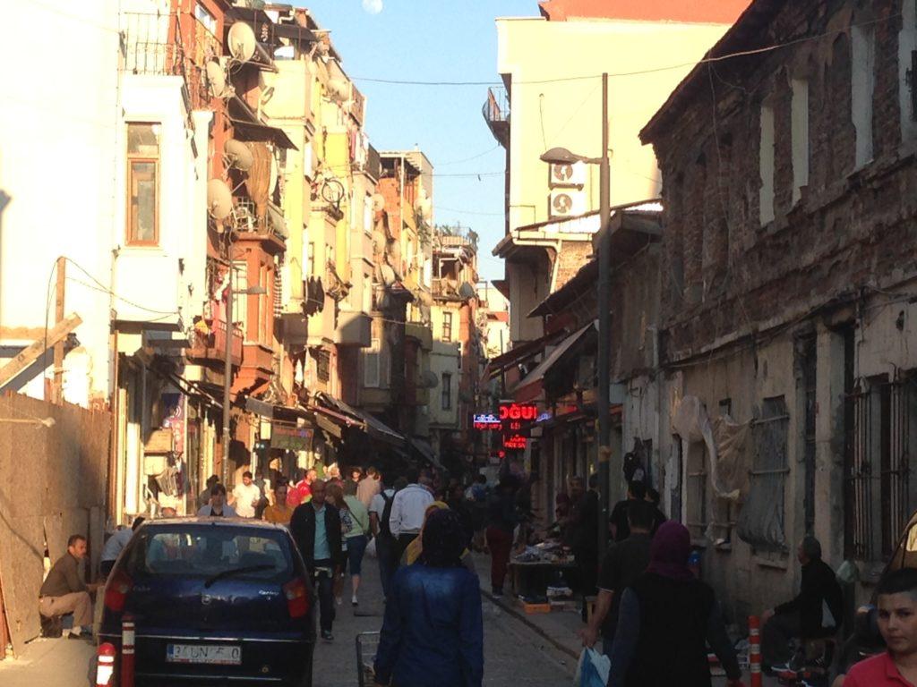 Streets of Kumkapı