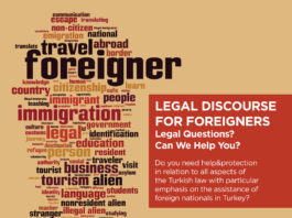 Legal Discourse for Foreigners