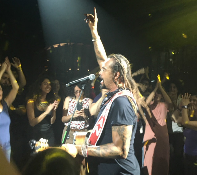 Michael Franti Review