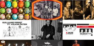 Yabangee Weekend roundup 14-16.04