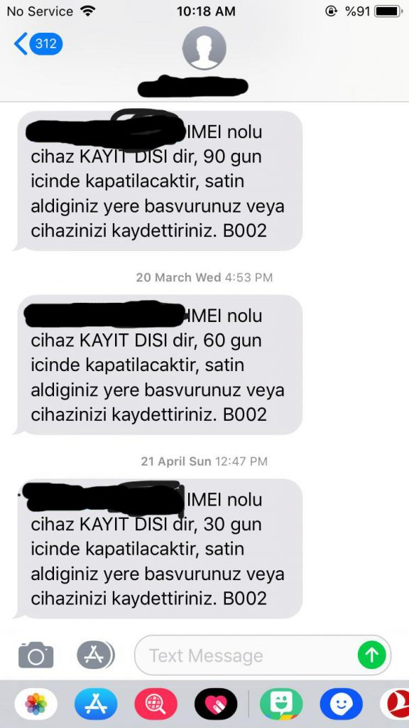 Guide to Using & Registering a Foreign Phone in Turkey