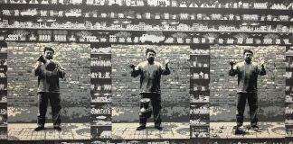 """""""Dropping a Han Dynasty Urn"""" by Ai Wei Wei at Sakip Sabanci Museum"""