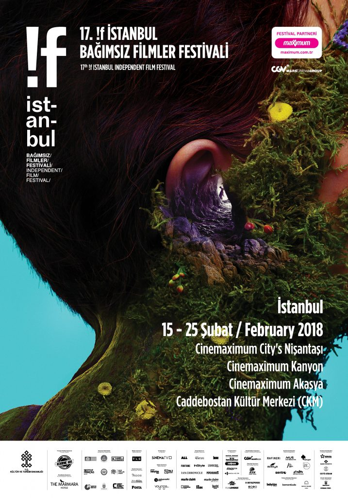 The 17th !f Istanbul Independent Film Festival