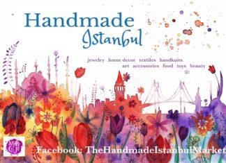 handmade istanbul spring market