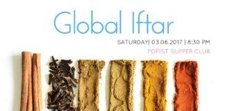 Popist Supper Club Global Iftar
