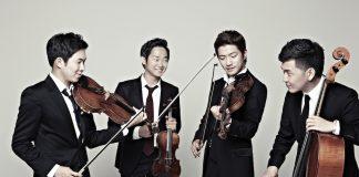 novus string quartet