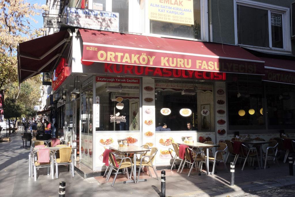 Ortaköy Kurufasulyeci