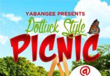 yabangee potluck style picnic