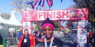 running the istanbul marathon