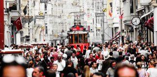 living in Taksim