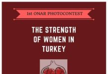 Strength of Women in Turkey