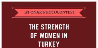 Strength of Women in Turkey