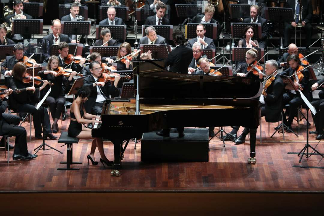 Luxembourg Philharmonic & Yuja Wang at the 47th Istanbul Music Festival